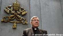 Australien, Melbourne: Kardinal George Pell wegen Kindesmissbrauchs verurteilt