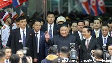 Vietnam, Dong Dang: Kim Jong Un