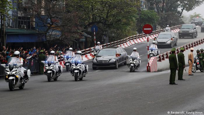 Vietnam, Dong Dang: Staatsbesuch Kim Jong Un (Reuters/K. Kyung-Hoon)