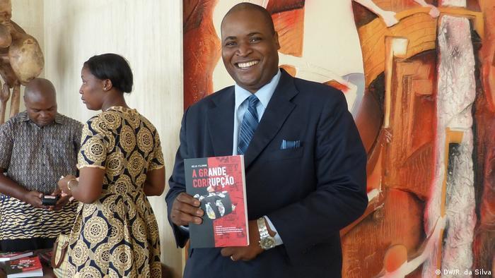 A Grande Corrupção, de Hélio Filimone, retrata os grandes rombos financeiros em Moçambique