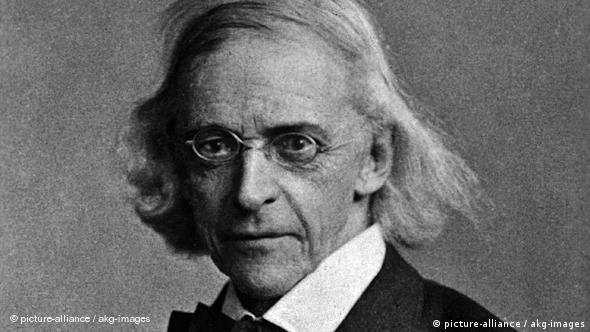 Theodor Mommsen (picture-alliance / akg-images)