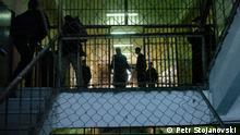 Nord-Mazedonien Gefängnis Idrizovo in Skopje