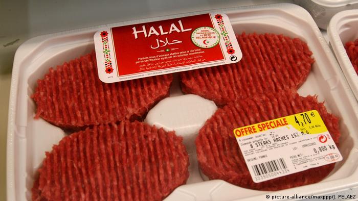 Frankreich - Halal (picture-alliance/maxppp/J. PELAEZ)