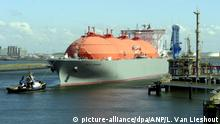 Rotterdam - LNG Tanker Artic Voyager