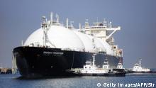 Tokyo Chiba - LNG Tanker
