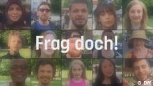 DW Deutsche Welle Projekt Zukunft - TV Wissenschaft - Frag doch! #fragdoch - Stell deine Wissenschaftsfrage!