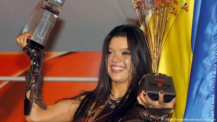 2004 рік: Руслана перемагає у Стамбулі