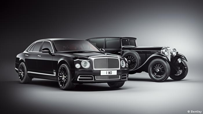 Bentley Mulsanne WO Edition