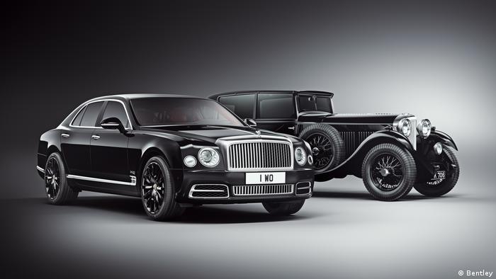 Bentley Mulsanne WO Edition (Bentley)
