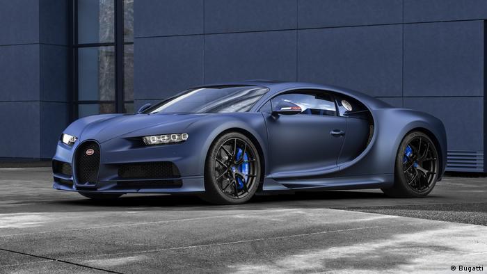Bugatti Chiron 110 Tribute to France(Bugatti)