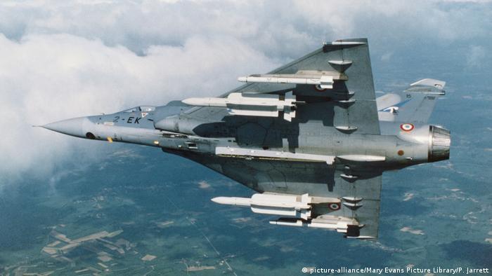 Mirage Kampfflugzeug 2000