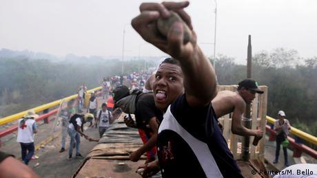 Πόσο πιθανή είναι μία στρατιωτική επέμβαση των ΗΠΑ στη Βενεζουέλα