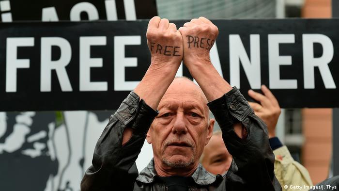 Amnesty International - Symbolbild
