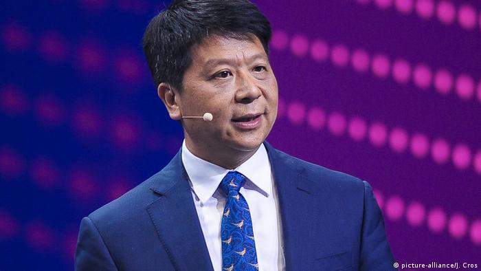 Guo Ping, rotierender Vorsitzender von Huawei