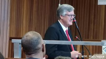 Südafrika Staatsanwalt J.J. du Toit