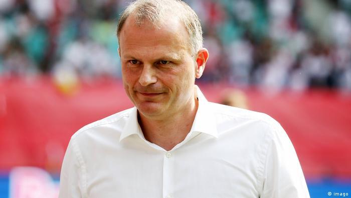 Jochen Schneider (RB Leipzig Direktor und Internationalisierung)