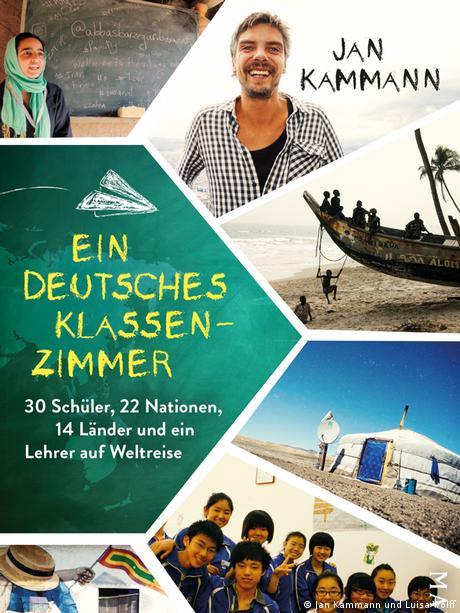 Bir Alman Sınıfı: 30 Öğrenci, 22 Ulus, 14 Ülke ve Dünyayı Dolaşan bir Öğretmen