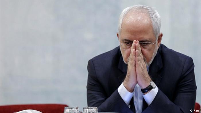 Iran, Außenminister Mohammad Javad Zarif