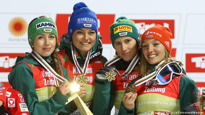 FIS Nordic World Ski Championships Seefeld 2019