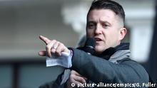 Tommy Robinson English Defence League
