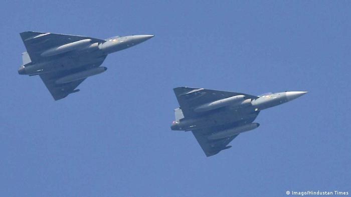 Indien Airforce Jets (Imago/Hindustan Times)