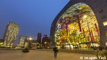 Niederlande   neue Markthalle in Rotterdam