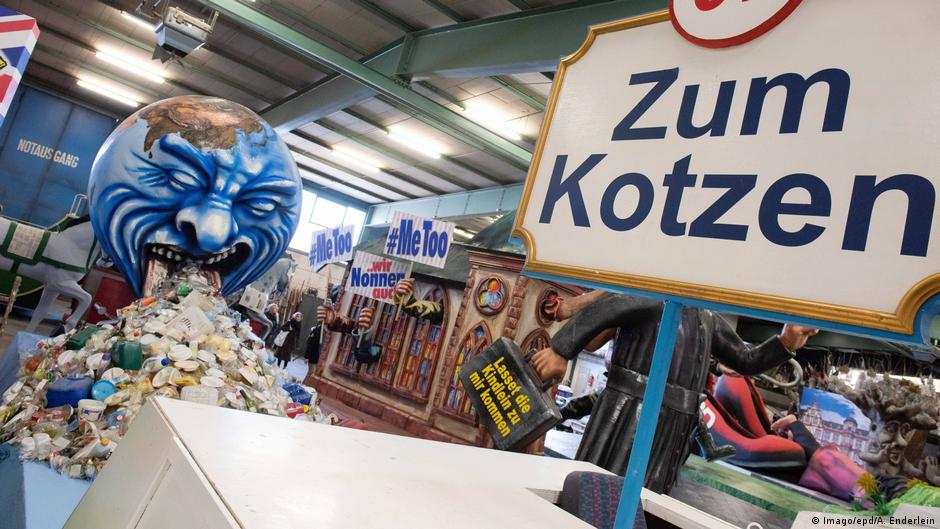 karnevalswagen motto