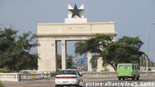 Ghana Project BG Ghana's viele Gesichter Accra