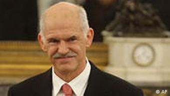 George Papandreou (Foto: AP)