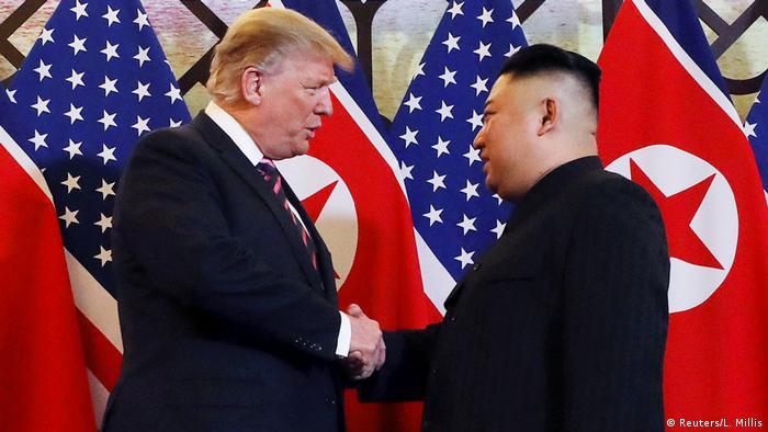 Endapo Trump na Kim watakutana, basi itakuwa mara ya tatu wanakutana ndani ya mwaka mmoja na miezi minne