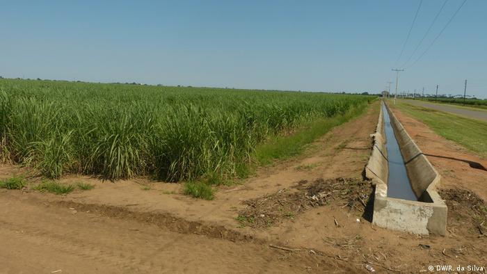 Mosambik - Trockenperiode