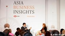 Deutschland - Asia Business Insights Konferenz in Düsseldorf