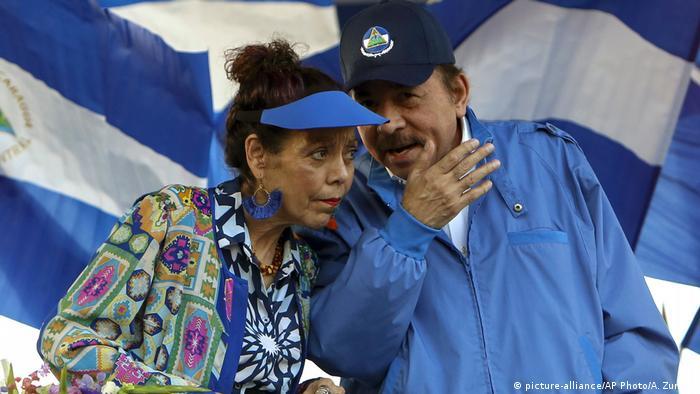 Nicaragua - Daniel Ortega, Rosario Murillo