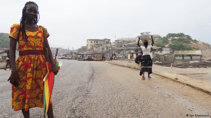 Ghana l Ein deutsches Klassenzimmer von Jan Kammann (Jan Kammann)