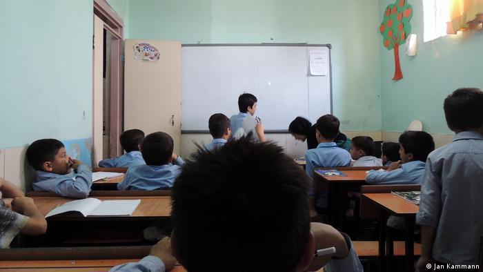 Iran - Ein deutsches Klassenzimmer von Jan Kammann (Jan Kammann)