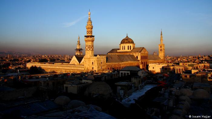 Umayyad Mosque of Damascus (Issam Hajjar)