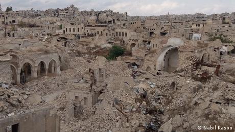 Syrien, Aleppo: Der große Waqf-Komplex Ibshir Pasha (Nabil Kasbo)