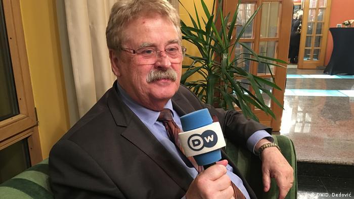 Kršćansko-demokratski zastupnik u Europskom parlamentu Elmar Brok