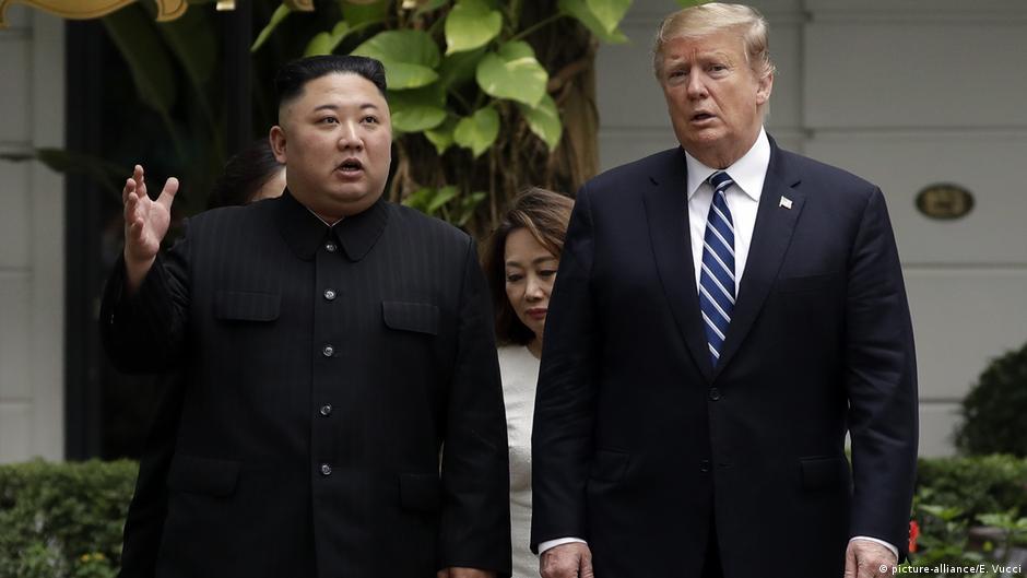 Nordkorea stellt Atomdialog mit USA infrage
