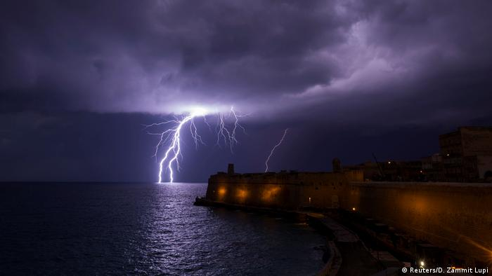 Malta in the eye of a financial tempest