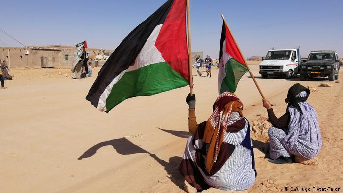 43. Jahrestag der Demokratischen Arabischen Republik Sahara