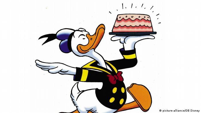 Donald Duck wird 85