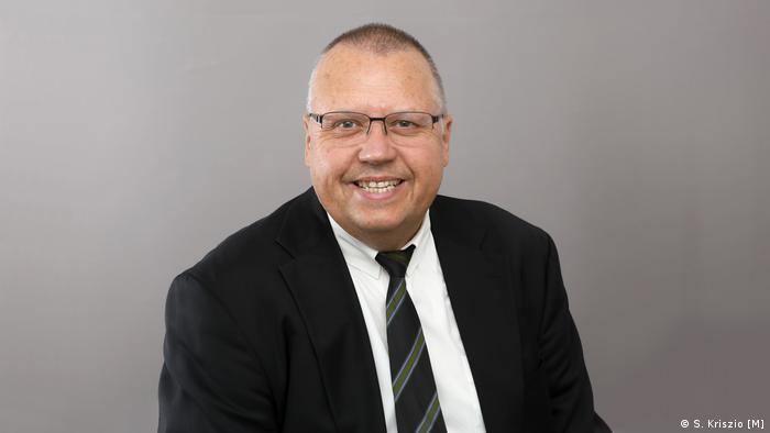 Frank Kopania, Mitglied des DW-Rundfunkrats (S. Kriszio [M])