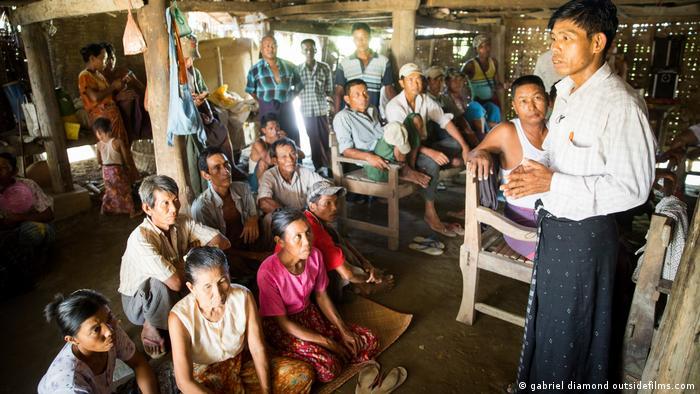 Myanmar Gemeindetreffen