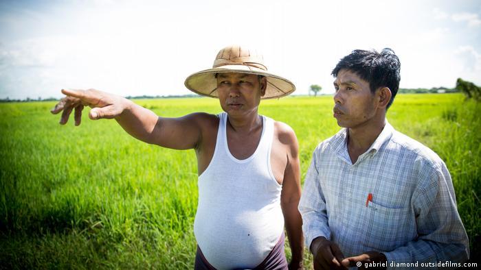 Myanmar Landwirtschaft