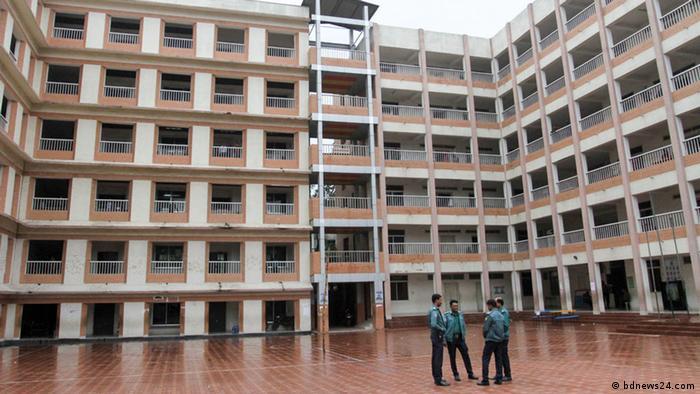 Bangladesch Wahlen bei der Dhaka North City Corporation (bdnews24.com)