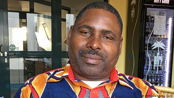 Reverend Dinis Matsolo aus Mosambik