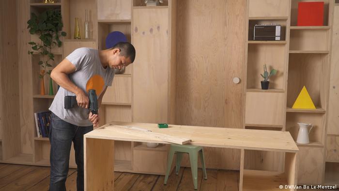 Strange How To Bauhaus Basic Block Instructions Culture Arts Machost Co Dining Chair Design Ideas Machostcouk