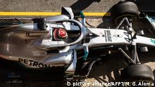 Formel 1 Tests in Spanien