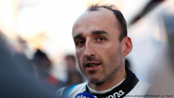 Robert Kubica (picture-alliance/DPPI Media/F. Le. Floc'h)